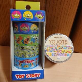 トイストーリー(トイ・ストーリー)のトイ・ストーリー 養生テープ&マスキングテープセット(テープ/マスキングテープ)