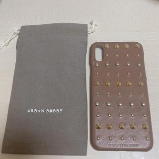 アーバンボビー(URBANBOBBY)のURBAN BOBBY iPhoneケース(iPhoneケース)