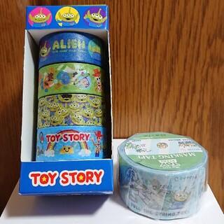 トイストーリー(トイ・ストーリー)のトイストーリー マスキングテープ セット(テープ/マスキングテープ)
