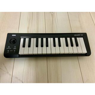 コルグ(KORG)のKorg micro KEY air 25鍵盤(MIDIコントローラー)