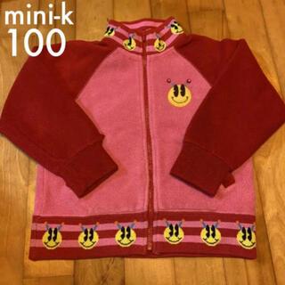 ミニケー(MINI-K)のmini-k 100cm フリース 上着(ジャケット/上着)