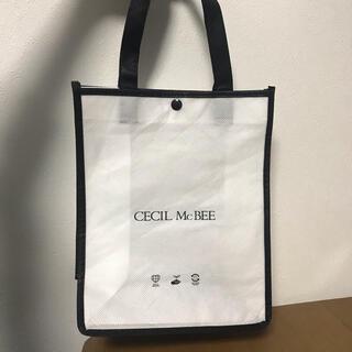 セシルマクビー(CECIL McBEE)のCECIL Mc BEE ショッパー(ショップ袋)
