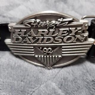 ハーレーダビッドソン(Harley Davidson)のハーレーダビッドソン ベルト(ベルト)