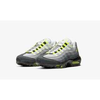 "ナイキ(NIKE)の27cm  NIKE AIR MAX 95 OG ""NEON YELLOW""(スニーカー)"