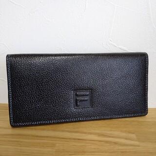フィラ(FILA)の【新品】FILA フィラ 長財布 黒 財布(長財布)