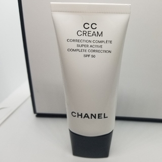 シャネル(CHANEL)の未使用 シャネルCCクリーム(CCクリーム)