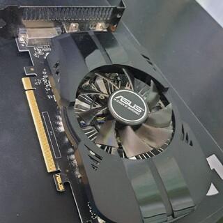 エイスース(ASUS)のASUS 1050ti 4GB(PCパーツ)