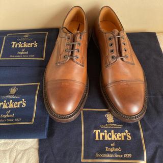 Trickers - 値下げトリッカーズ ストレートチップ 新品未使用