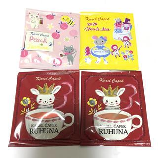 カレルチャペック 紅茶 4包(茶)