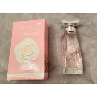 サムライ(SAMOURAI)のサムライウーマン ホワイトローズ EDP SP 40ml(香水(女性用))