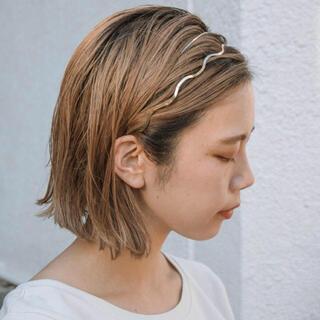 カスタネ(Kastane)のSALE!wave headband(カチューシャ)