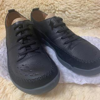 Clarks - Clarks Originals natalie black leather