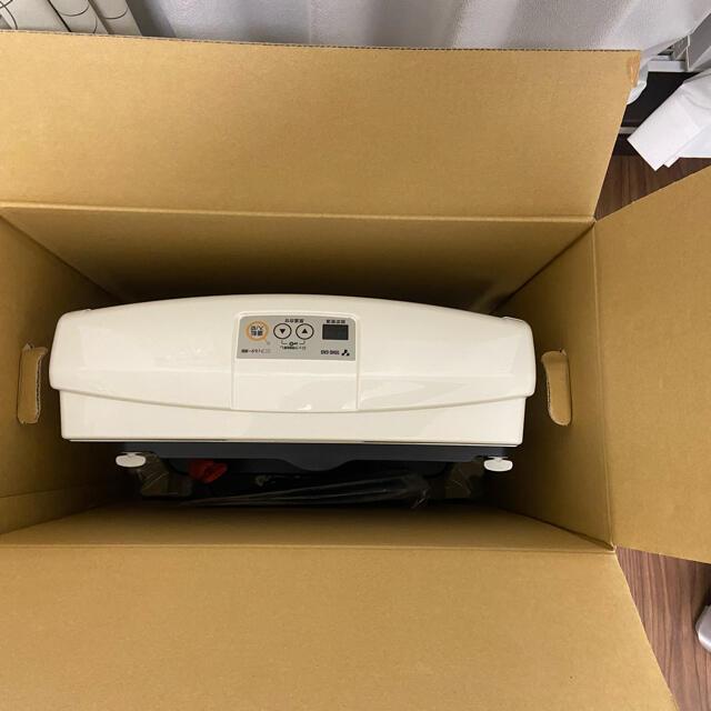 東邦(トウホウ)の東邦ガス ガスファンヒーター 都市ガス仕様 スマホ/家電/カメラの冷暖房/空調(ファンヒーター)の商品写真
