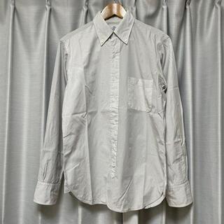 ブラックフリース(BLACK FLEECE)のBLACK FLEECE ストライプ×チェック クレイジーパターンシャツ(シャツ)