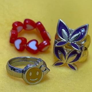 アイカツ(アイカツ!)の指輪セット 指輪 アイカツ サン宝石 (キャラクターグッズ)