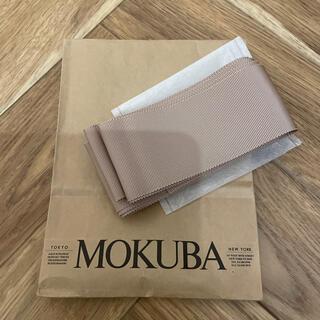 MOKUBA 木馬 リボン サッシュベルト(ウェディングドレス)