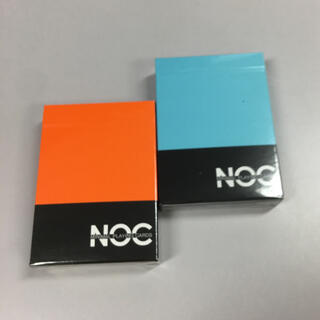 NOC playing cards V2  2色 2個セット 新品未開封(トランプ/UNO)