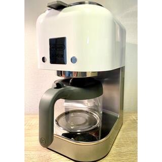 デロンギ(DeLonghi)のshogoさま限定:デロンギ ケーミックス コーヒーメーカー(コーヒーメーカー)