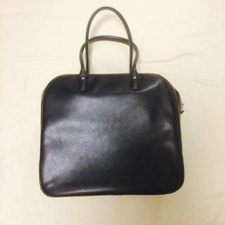 無印良品 ビジネスバッグ 黒