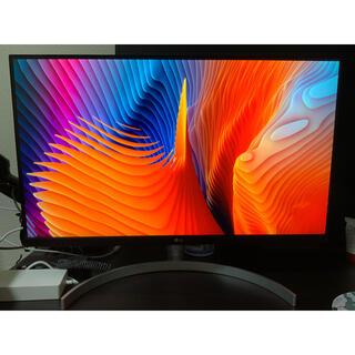 エルジーエレクトロニクス(LG Electronics)のLG モニター ディスプレイ27UK850-W 27インチ/4K/IPS非光沢(PC周辺機器)