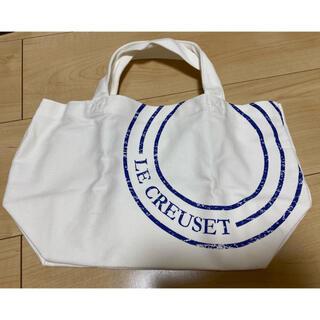 ルクルーゼ(LE CREUSET)の☆ ルクルーゼ トートバッグ お弁当バッグ(トートバッグ)