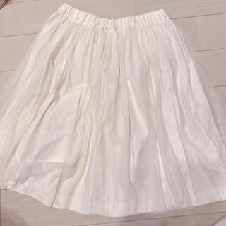 アクアガール(aquagirl)のaquagirl チュールスカート(ひざ丈スカート)