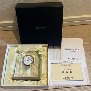 MIKIMOTO - 【未使用】MIKIMOTO x JAL限定 パール ウォッチ(初期電池付き)