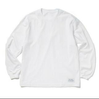ワンエルディーケーセレクト(1LDK SELECT)のennoy ロンT white Lサイズ(Tシャツ/カットソー(七分/長袖))