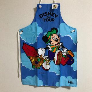 ディズニー(Disney)のエプロン 保育士 ディズニー 幼稚園 jal コレクション タグ付き 新品 レア(その他)