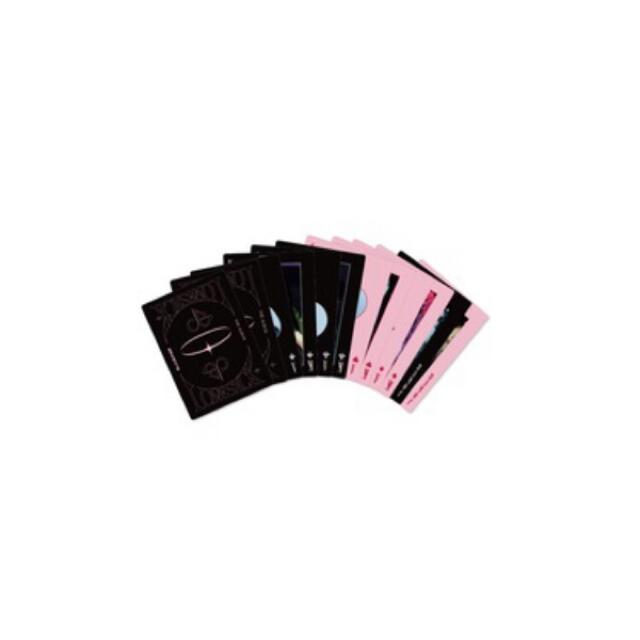 BLACKPINK トランプ PLAYING CARD エンタメ/ホビーのテーブルゲーム/ホビー(トランプ/UNO)の商品写真