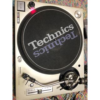 パナソニック(Panasonic)のTechnics SL1200 MK3D  シルバー(ターンテーブル)