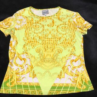 ジャンニヴェルサーチ(Gianni Versace)のversace jeans signature バロッコtシャツ ヴェルサーチ (Tシャツ(半袖/袖なし))