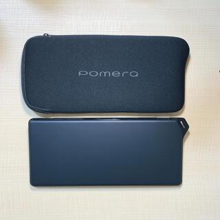 キングジム(キングジム)の定価39800円 キングジム デジタルメモ ポメラ DM100 ブラック(PC周辺機器)