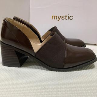 ミスティック(mystic)の【mystic】新品 スクエアローファー (ローファー/革靴)