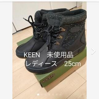 キーン(KEEN)のKEEN キーン レディース スノーブーツ アンクルブーツ(ブーツ)