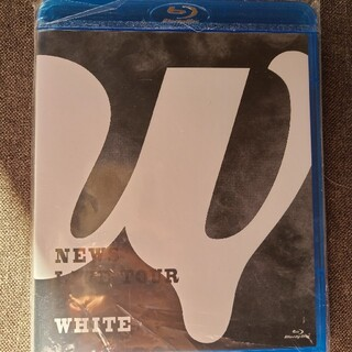 ジャニーズ(Johnny's)のNEWS LIVE TOUR 2015 WHITE Blu-ray(ミュージック)