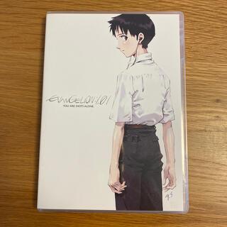 カラー(Color)のヱヴァンゲリヲン新劇場版:序 通常版 DVD(アニメ)
