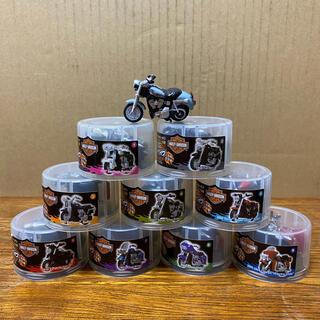 ハーレーダビッドソン(Harley Davidson)のハーレーバイクコレクション(模型/プラモデル)