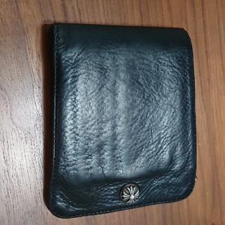 クロムハーツ(Chrome Hearts)のCHROME HEARTS折り財布(折り財布)