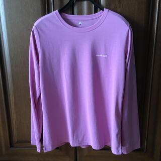 モンベル(mont bell)のmont-bell 長袖Tシャツ (タグ付き)(Tシャツ(長袖/七分))
