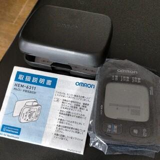 OMRON - オムロン血圧計 手首用