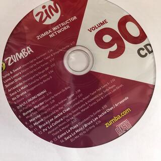 ズンバ(Zumba)のズンバCD ウォーミングアップ付(クラブ/ダンス)