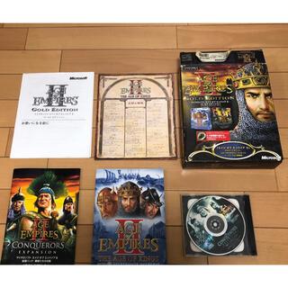 マイクロソフト(Microsoft)のMicrosoft Age of Empires 2 Gold Edition(PCゲームソフト)