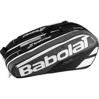 バボラ(Babolat)の新品 バボラ babolat ラケットバッグ 9本 BB-751134 グレー(バッグ)