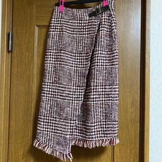 スライ(SLY)の1月限定冬セール 値下げ中 SLY  スカート(ひざ丈スカート)