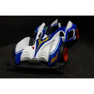 ミニ四駆 シャイニングスコーピオン 全塗装完成品 サンプル(模型/プラモデル)