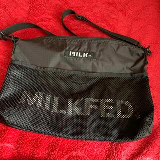 ミルクフェド(MILKFED.)のミルクフェド サコッシュ(ショルダーバッグ)