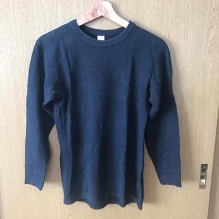 フラットヘッド(THE FLAT HEAD)のフラットヘッド サーマルロンT size38(Tシャツ/カットソー(七分/長袖))