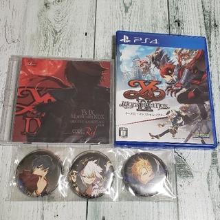 プレイステーション4(PlayStation4)のイースIX -Monstrum NOX- PS4 イース9(家庭用ゲームソフト)