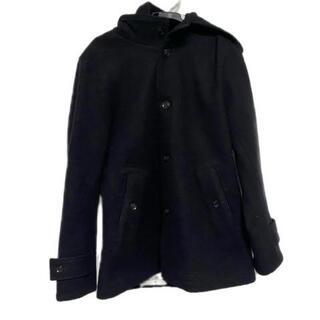 ユナイテッドアローズ(UNITED ARROWS)のユナイテッドアローズ コート サイズL - 黒(その他)